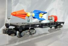 American Flyer 969 Missile Rocket Launcher Car Military S scale uncatalogued 57