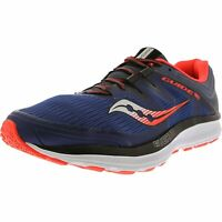 Saucony Men's Guide Iso Ankle-High Fabric Running Shoe