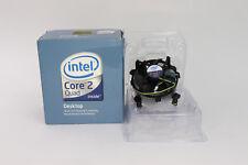Intel Heatsink Cooling CPU Fan For Core 2 QUAD Q6700-Q6600 LGA775 Genuine New