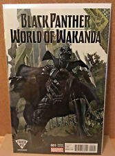 BLACK PANTHER: WORLD OF WAKANDA #1 Simone Bianchi Fried Pie Variant Cover, NM