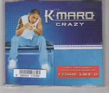 (HI136) K.maro, Crazy - 2004 CD