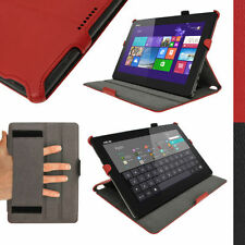 Carcasa rojo para tablets e eBooks ASUS