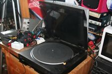 Vintage record player    Tested Working