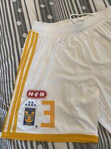 Tigres uanl jersey size XL ( Short de carlos salcedo ) Utileria Autentico