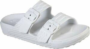 Skechers Women's Foamies Cali Breeze 2.0-Royal Texture Slide Sandal