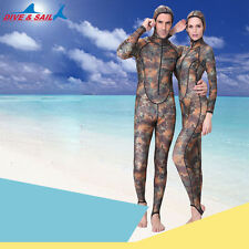 Full Body Scuba Surfing Suit Rash Guard Stinger Dive Skin Jumpsuit With Hood