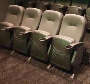 Home cinema seating - Roma