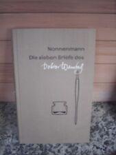 Die sieben Briefe des Doktor Wambach, von Klaus Nonnenm