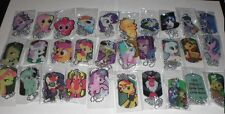 My Little Pony FIM G4 Brony Enterplay Series 2 Dog Tag Lot - Complete Set