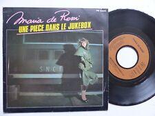 MARIA DE ROSSI Une piece dans le jukebox PB 8285 Discothèque RTL