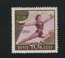 Gymnastics, Olympic Roma 1960,