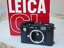 Mint LEICA CL 35mm RANGEFINDER camera for Leica M6 M4 M3 lenses, M9 ME T TL SL