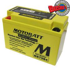 Yamaha XT 660 X Supermoto 2009 CT9B-4 Motobatt Motorcycle Battery Upgrade