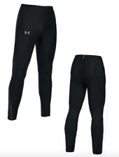 Under Armour No Break Printed Run Leggings Mens Training Tight 1294348 001