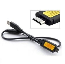 SAMSUNG Fotocamera Digitale Caricabatteria / CAVO USB PER PL65, pl57