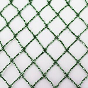 Teichnetz Laubschutznetz Reihernetz Silonetz Laubnetz Vogelschutznetz robust UV