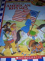 The Real Mother Goose Book of American Rhymes (The