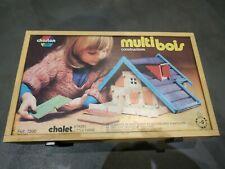 Jouets Chalet Suisse Pour Enfants Charron Multibois