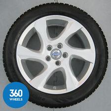 "NEW Genuine VOLVO V40 17"" 6 Twist Spoke Roue Alliage Nokian pneus hiver 31381859"
