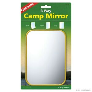 Mirror - Coghlans Camping Mirror