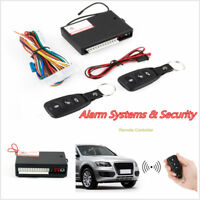 Car Auto Alarm Remote Control Central Kit Door Lock Locking Keyless Entry System
