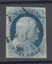 US # 9 VF-XF used from the 1851 series cv= $ 135