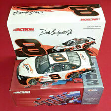 2003 Dale Earnhardt Jr #8 DMP 1:24 Action Diecast Car Chevy Monte NASCAR Busch