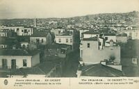 War 1914-15-16 In Orient. Salonica, Bird's View of the Town (E Le Deley no.1543)