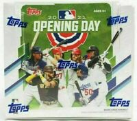 2021 Topps Opening Day Hobby Baseball Factory Sealed Box ~ 36 Packs