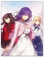 Fate / stay night [Heaven's Feel] Canvas Art (Sakura & Rin & Saber) From JAPAN