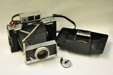 Polaroid model 180 camera with timer and front cover