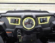 Polaris RZR Dash Switch Plates