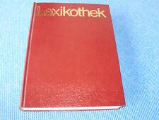 Lexikon-Bände von Bertelsmann - 24 Bände von 1972 - 1974