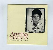 CD SINGLE (NEW) ARETHA FRANKLIN JUMPIN JACK FLASH