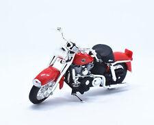 Maisto 1:18 Harley Davidson 1958 FLH Duo Glide MOTORCYCLE BIKE Model Toy IN BOX