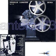 """MINA """"SORELLE LUMIERE"""" RARO BOX CD 1 ED 1992 SIGILLATO"""