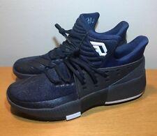 on sale 8b16c 3824f Adidas Dame 3 Men Basketball Shoes Sz 11.5 Navy Blue Black BB8271 Damian  Lillard