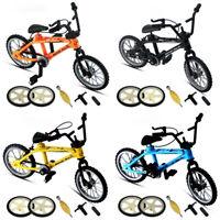 Alloy Finger BMX Functional kids Bicycle Finger Bike Bmx bike Set toys.