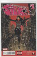 Spider-Man 2099 Vol 2 #1 and Silk #1st Print Marvel Comics Please Read