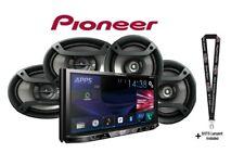 """Pioneer AVH-X490BS Multimedia DVD Receiver w/ TS165695P 6.5"""" & 6""""x9"""" Speakers"""