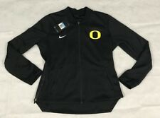 NIKE WOMENS MEDIUM OREGON DUCKS FULL ZIP BASKETBALL JACKET 931832-010 NWT O2