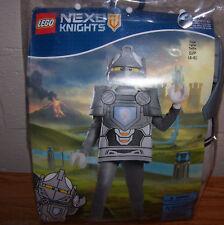 Size S 4/6 Boys Lego Nexo Knights Lance Child Costume