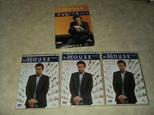 DR HOUSE SAISON 2 COFFRET 6 DVD HUGH LAURIE