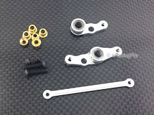 Alloy Steering Assembly with 4 Bearings for Tamiya DF-01