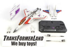 Starscream Wal-Mart Incomplete Masterpiece Transformers