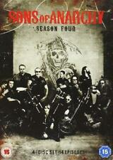 Sons of Anarchy - Season 4 [DVD], Good DVD, Maggie Siff, Mark Boone Junior, Kate