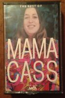 The Best Of Mama Cass Cassette Tape