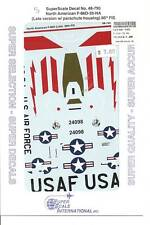 Superscale 48-795 North American F-86D-35-NA Sabre