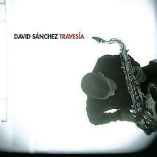 Travesia - David Sanchez (CD 2001)
