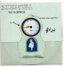 (709J) James Yuill, No Surprise - DJ CD